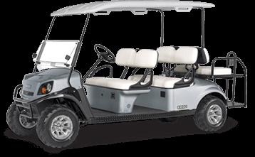 shop 6 passenger golf cars at corpus christi golf cars