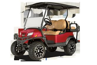 Custom Golf Cars At Corpus Christi